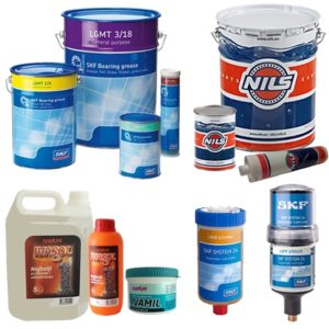 Masti / ulja / sprejevi / sredstva za čišćenje